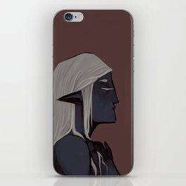 Drow iPhone Skin