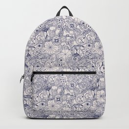 Grundy Toile of Many Parts Backpack