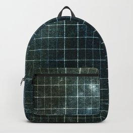 Weathered Grid Backpack