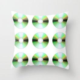 CD II Throw Pillow
