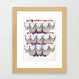 we're all ok Framed Art Print