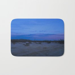 Anza Borrego Sunset Bath Mat