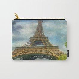 Eiffel Tower - La Tour Eiffel Carry-All Pouch