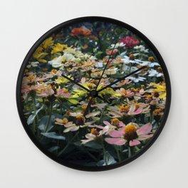 Daisys Wall Clock