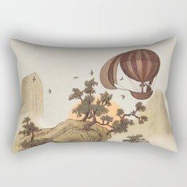 The Journey  Rectangular Pillow