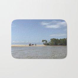 Praia 3 - Morro do São Paulo/BA Bath Mat