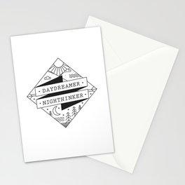 daydreamer nighthinker II Stationery Cards