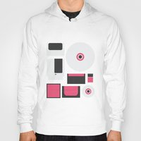 gamer Hoodies featuring Gamer by Nicolas Beaujouan
