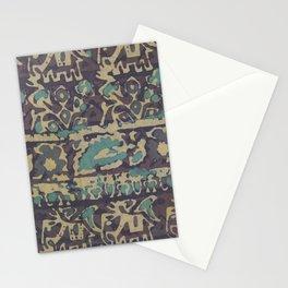 Elephant Batik Stationery Cards