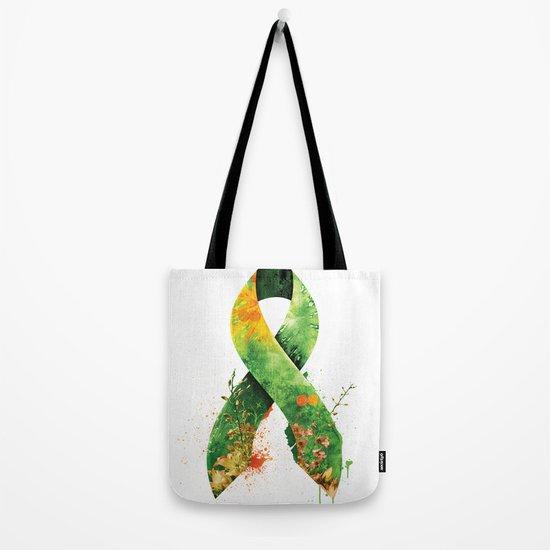 Nature Ribbon Tote Bag