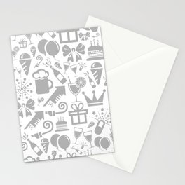 Holiday a background Stationery Cards