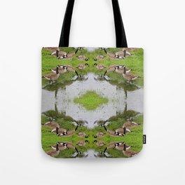 NC Geese Tote Bag