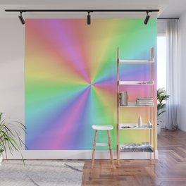 Rainbow Pattern 3 Wall Mural