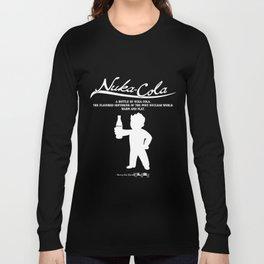 Nuka Cola Warm and Flat Long Sleeve T-shirt