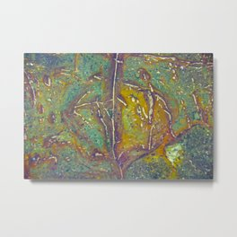 Natures Art 8 Metal Print