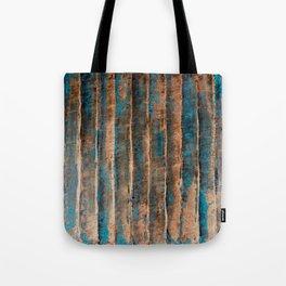 Patina Tote Bag