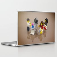 shopping Laptop & iPad Skins featuring Shopping by Pedro Nogueira