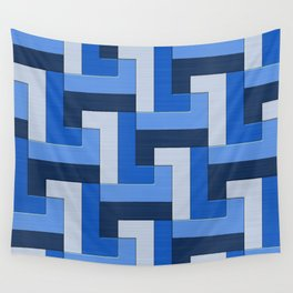 L Pentominoes Wall Tapestry