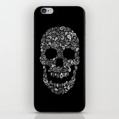 Death By Paisley iPhone Skin