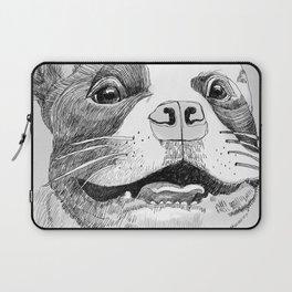 Bunix Pug Laptop Sleeve