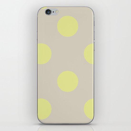 polkadot iPhone & iPod Skin