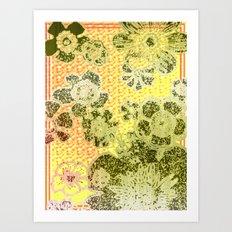 The Jewels Art Print