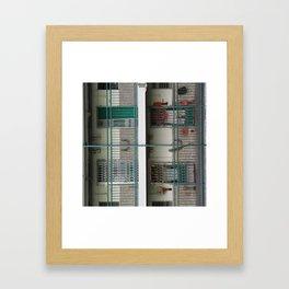 Jalan Hong Kong - Shek Kip Mei II Framed Art Print