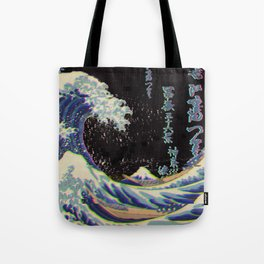 The Great Vaporwave Tote Bag
