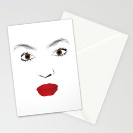 """My Beauty"" by Keith Moses Wardlaw A.K.A. kmoses215 Stationery Cards"