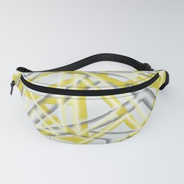 MCM Angles (Yellow) Fanny Pack
