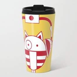 Scat 2 Travel Mug