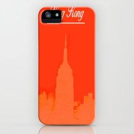 King Kong 2 iPhone Case