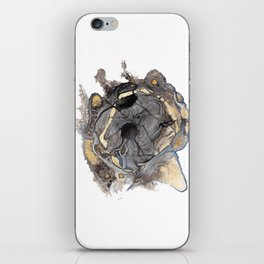 Weeping Heart iPhone Skin