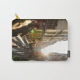 Streets of Paris Carry-All Pouch