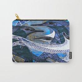 Dolphin Fun tetkaART Carry-All Pouch