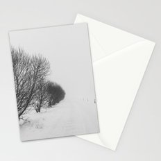 White road Stationery Cards