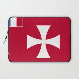 Wallis Flag Laptop Sleeve