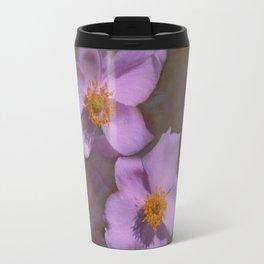 Petals in Lavender  Travel Mug