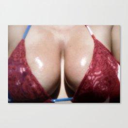 Bikini Top 4 Canvas Print