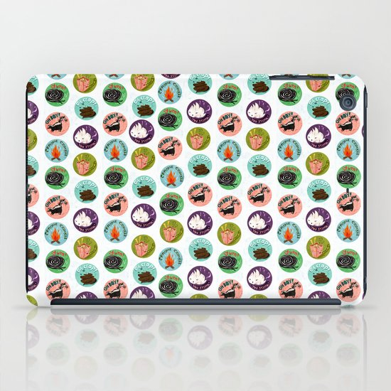 Scratch and Sniff iPad Case