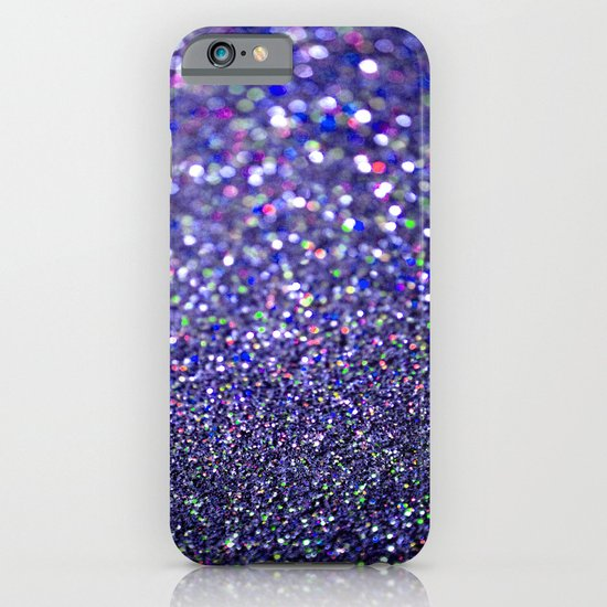 Partytime in Purple iPhone & iPod Case