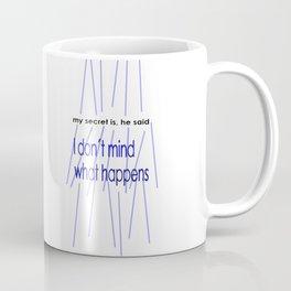 MY SECRET Coffee Mug