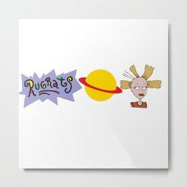 Rugrats Metal Print