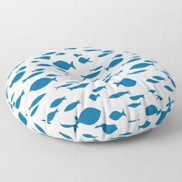 submarin-fish Floor Pillow