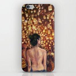 The Spirit World iPhone Skin