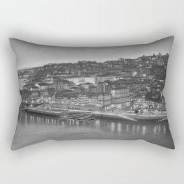 Cidade do Porto Rectangular Pillow