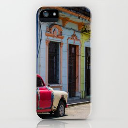 Colors of the Rainbow iPhone Case