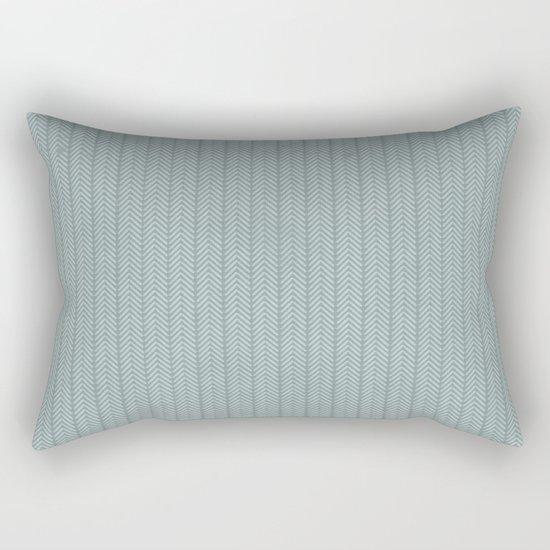 stamb chevron Rectangular Pillow