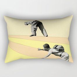 Mountaineers Rectangular Pillow