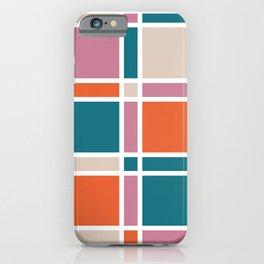 BH Plaid iPhone Case